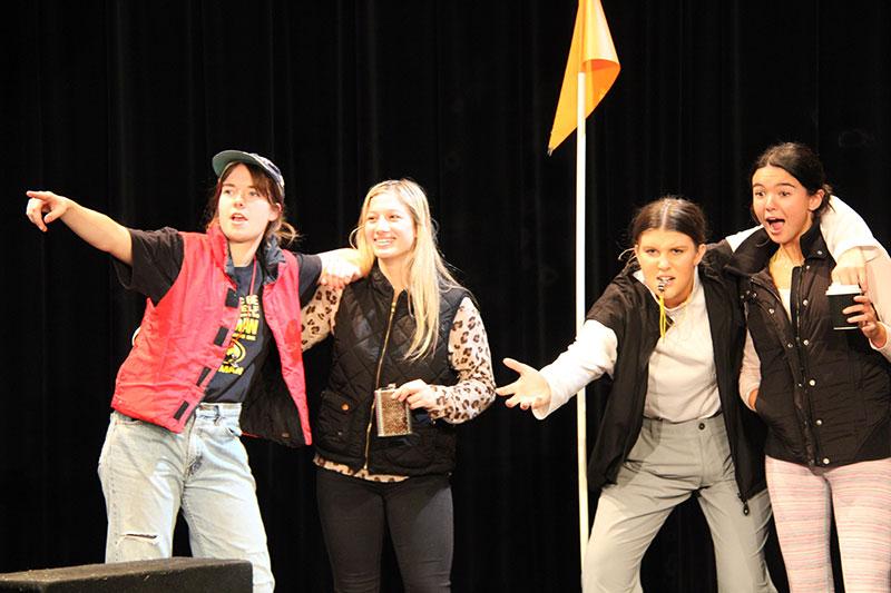 Drama Ensemble Showcase