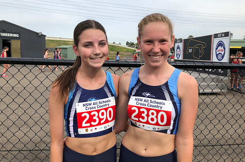 emily-and-holly-cross-country